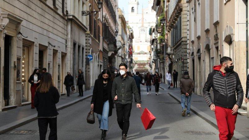 意大利即將放鬆疫情管控措施