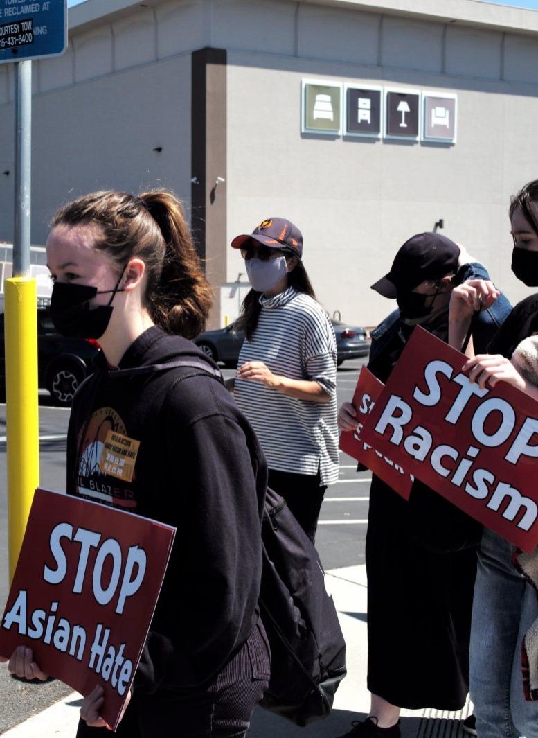美參議院通過打擊針對亞裔仇恨犯罪法案