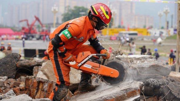 「應急使命·2021」抗震救災演習在四川舉行