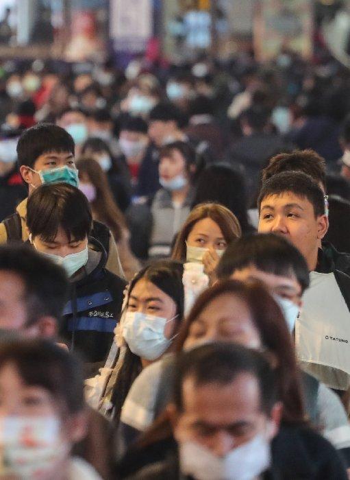 疫情升級 台北故宮博物院首次無限期停館