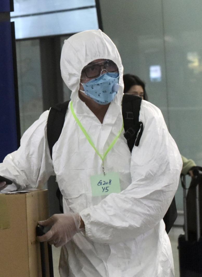 非港人今起不能從台來港 未接種須檢疫21日