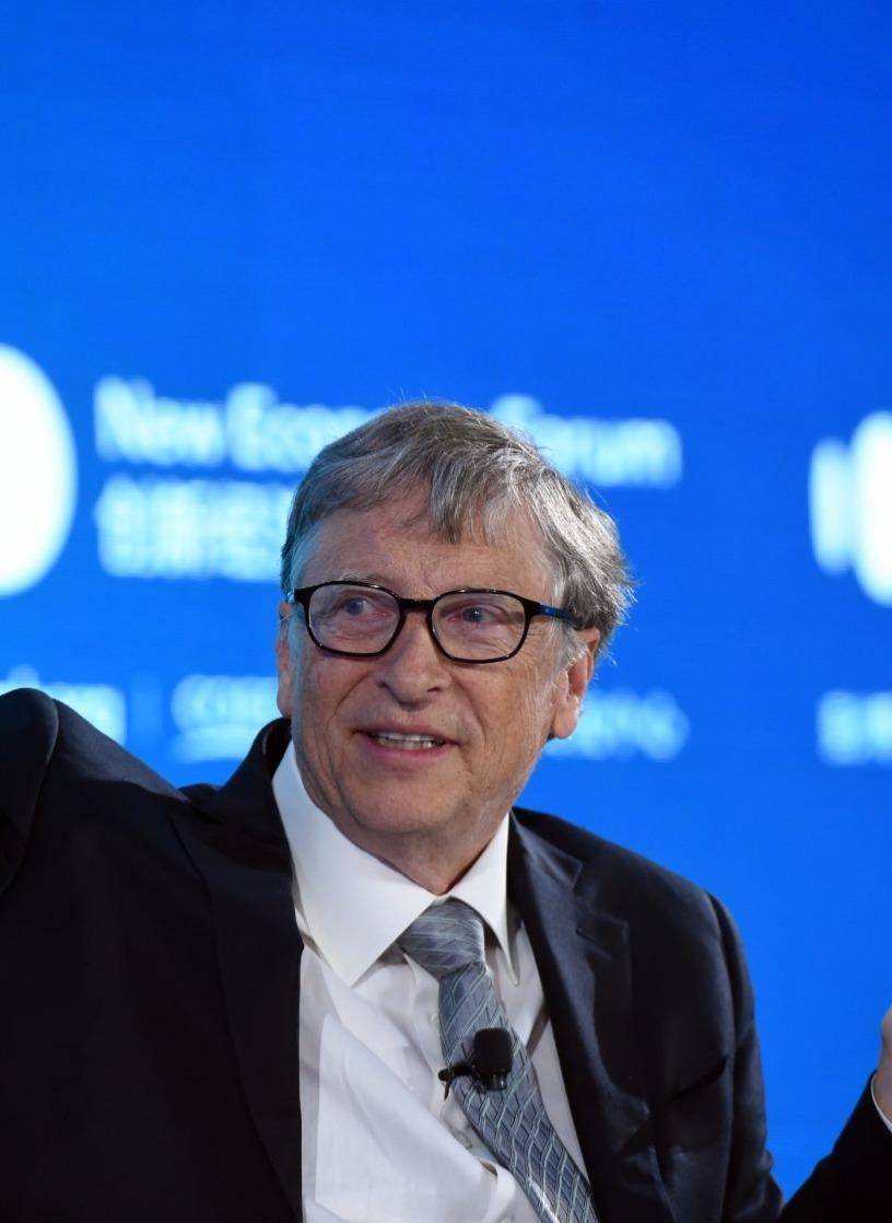 微軟董事會決定比爾蓋茨應離開董事會