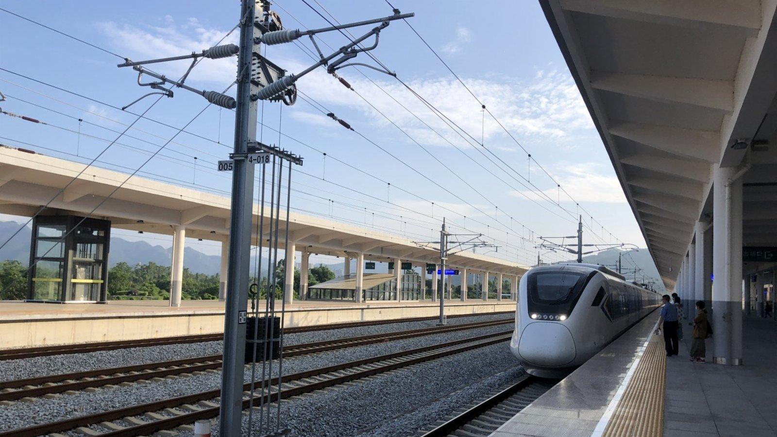 莞惠城際北延線動工 銜接高鐵直通深港