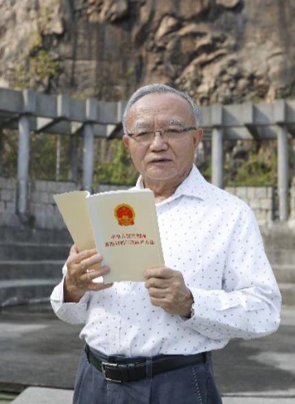 劉兆佳:反對派衝擊國家利益在先 中央不得不出手