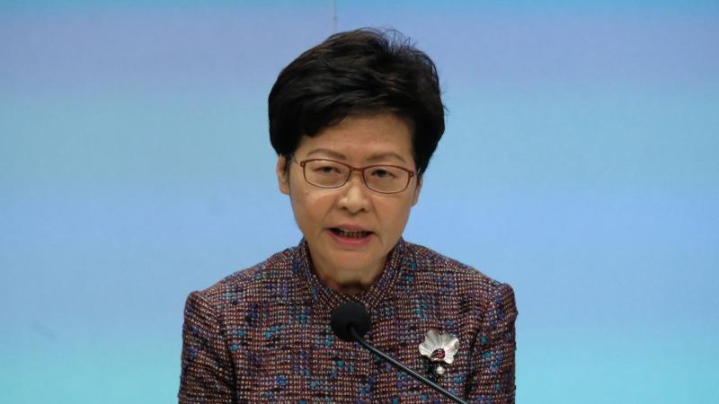 林鄭月娥:本港連續14日無本地個案 周四起將放寬防疫措施