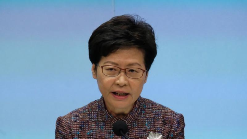 林鄭:港澳正商討恢復通關 設配額及熔斷機制