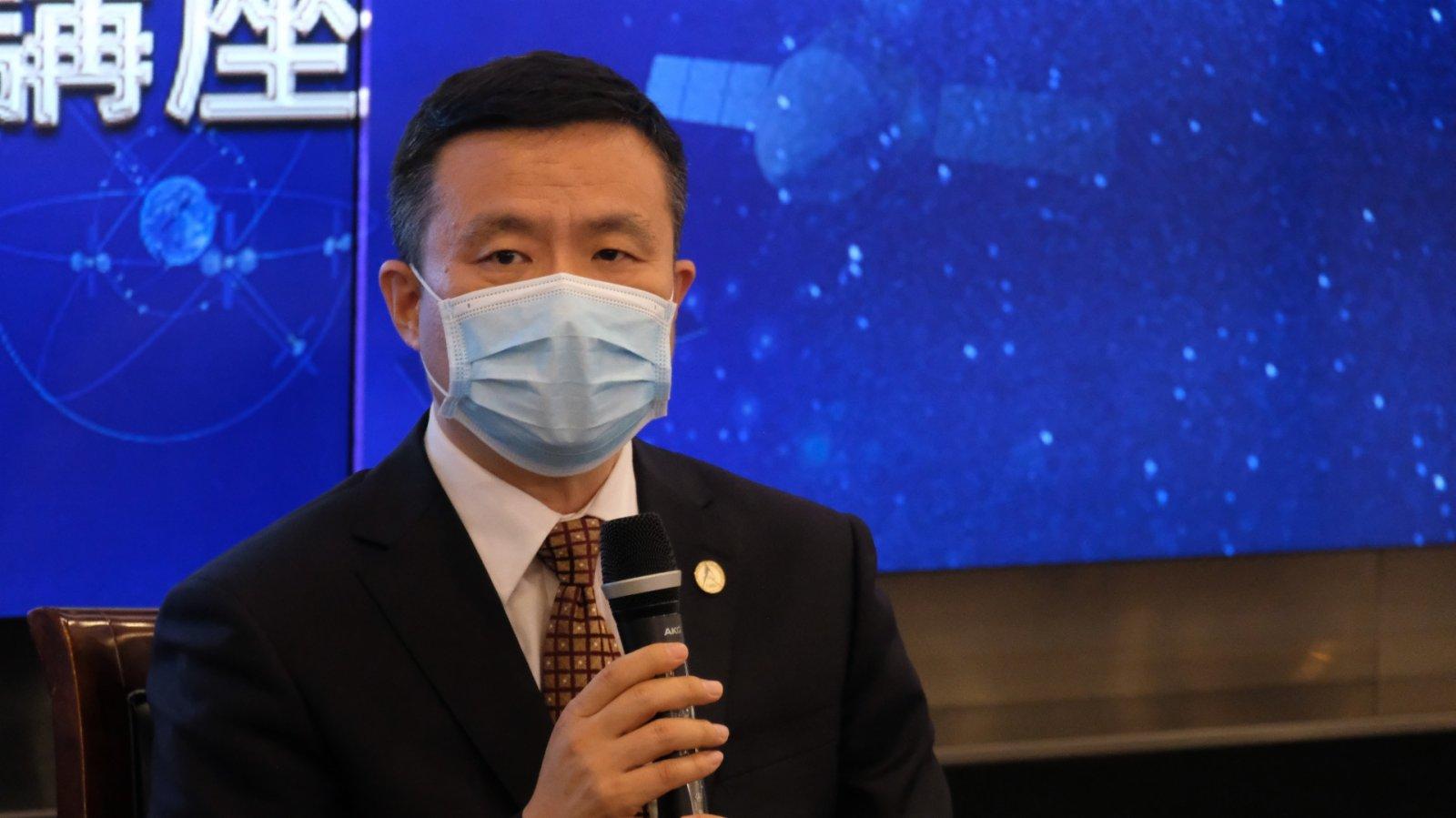 孫澤洲:有人採樣返回是未來火星探測重點目標 期待更多香港力量加入
