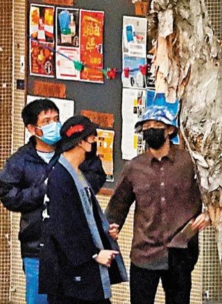 浸大職員疑參與恐襲 國安處押赴學院調查