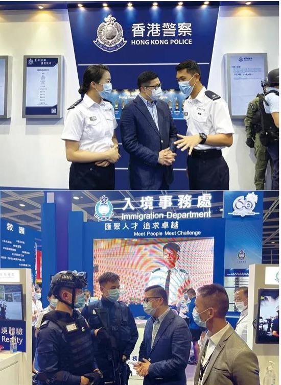 在歷史洪流中自豪護國安 ——專訪保安局局長鄧炳強