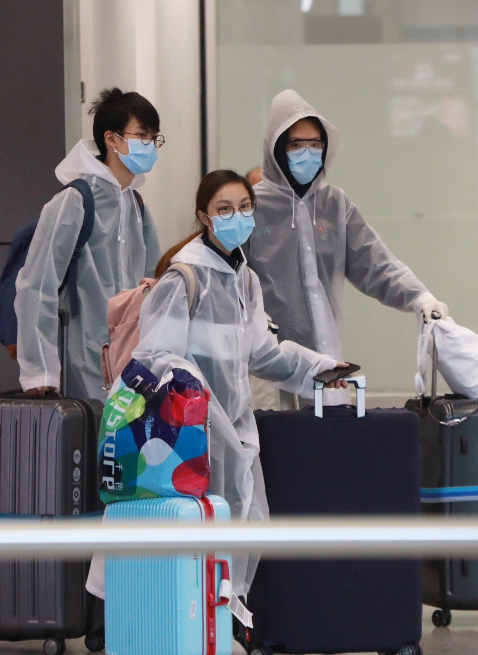 香港增2宗輸入個案 有患者已打兩針新冠疫苗