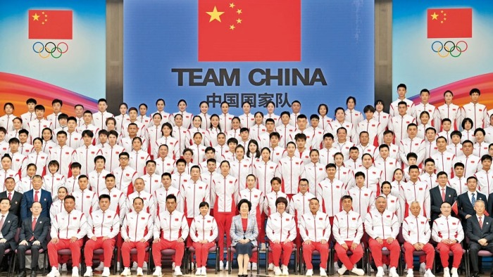 李倩摘銀 中國奧運代表團38金32銀18銅完美收官!