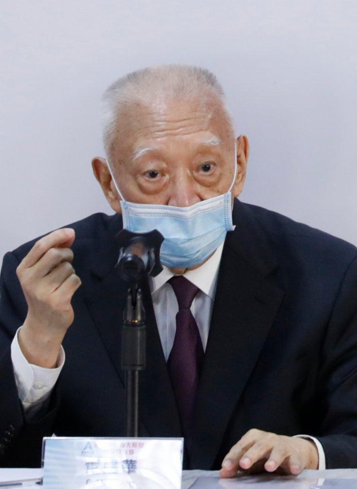 董建華︰選委會選舉是香港邁向良政善治的里程碑