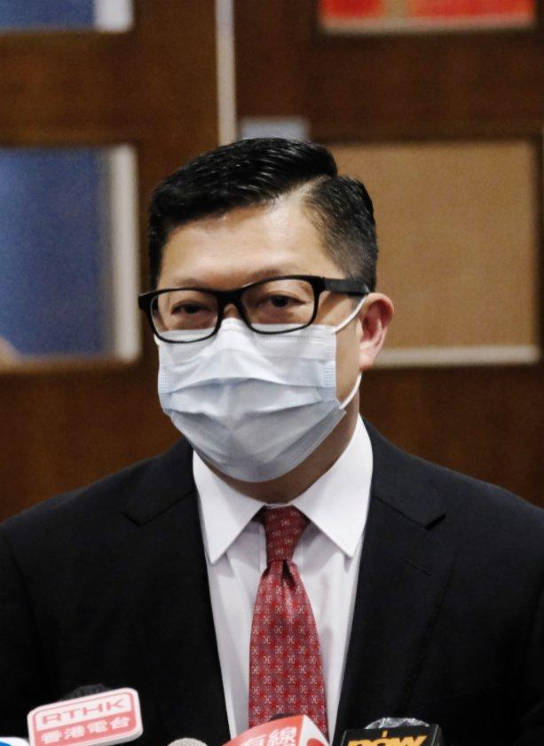 鄧炳強:警方有關工作將參考外交部清單內容