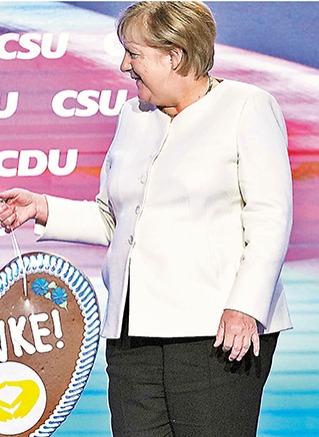 德國今日大選 或首現三黨執政
