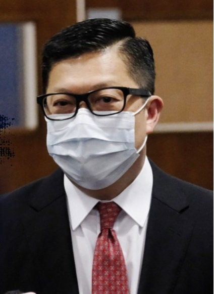 鄧炳強:研23條立法加入間諜罪 修補法律空隙