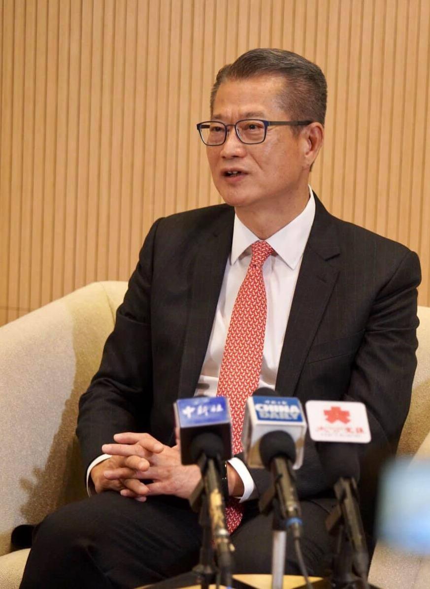 陳茂波:外交部清單揭美劣行 美應切實尊重中國國家主權
