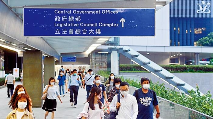 施政報告 | 重組決策局 提升管治職能