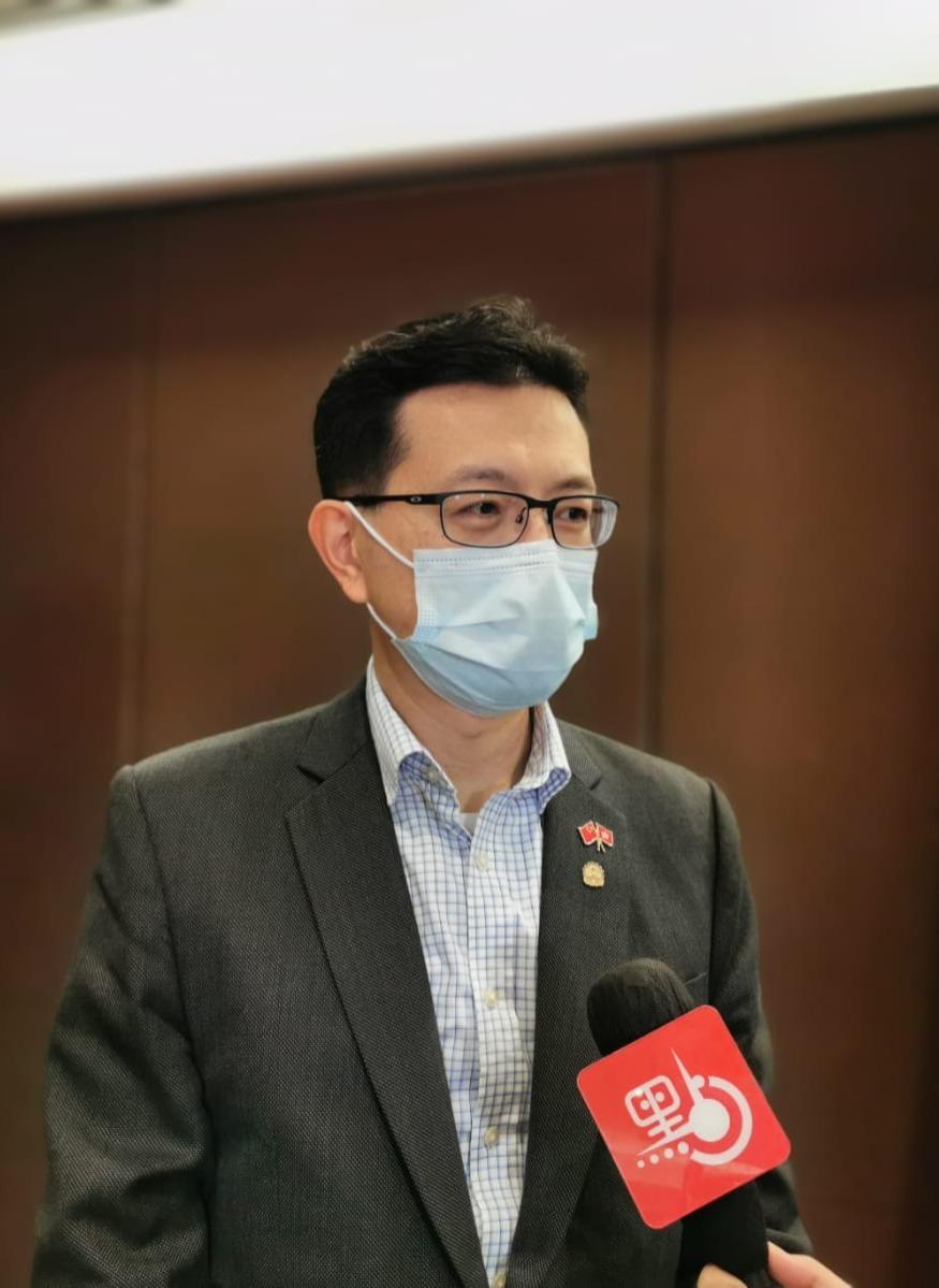 吳秋北:香港健康碼需與內地互通 有助通關