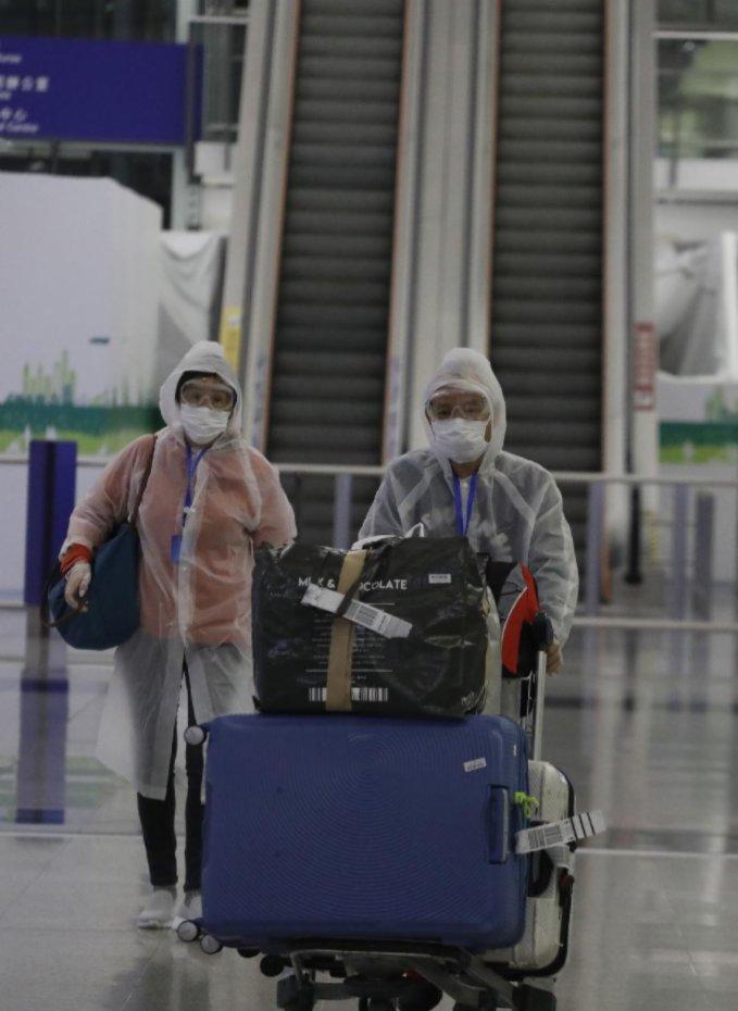 香港新增3宗輸入個案 均感染變種病毒