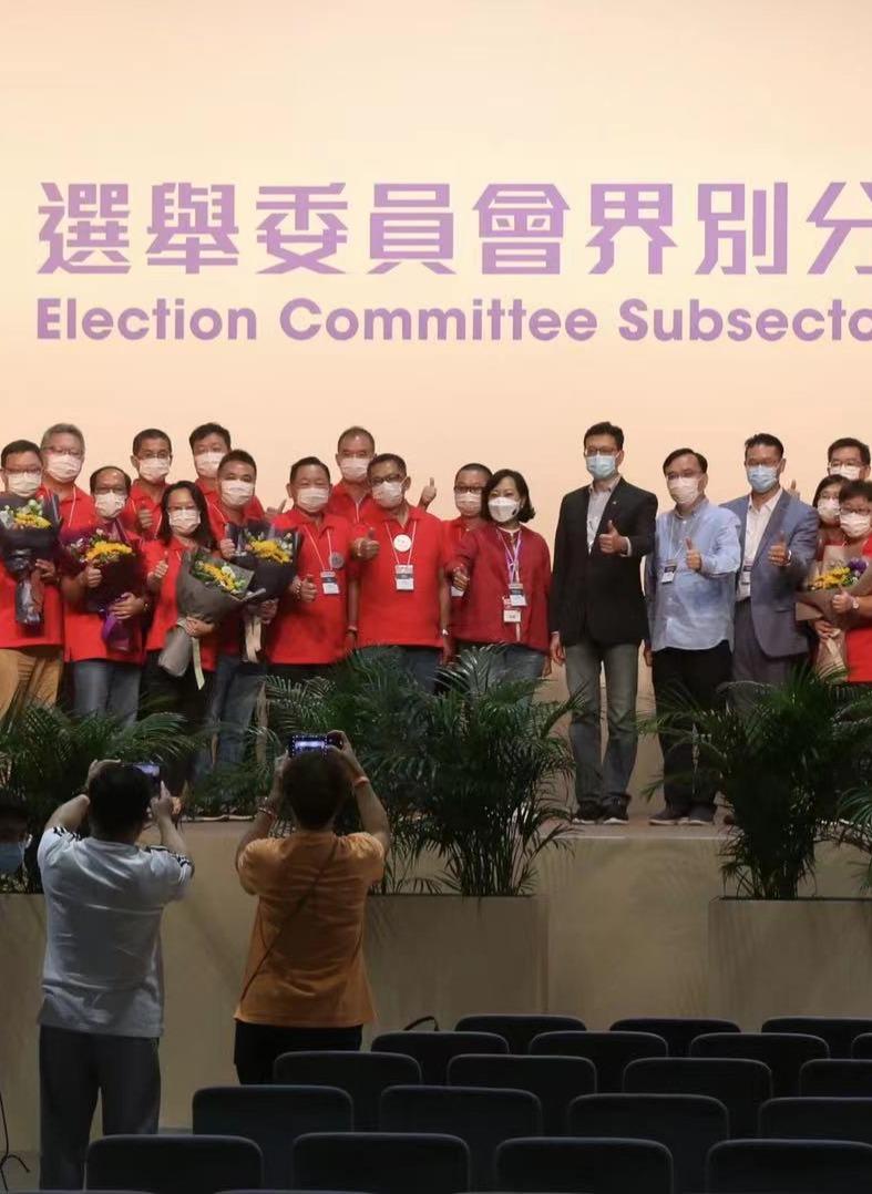 各界批選委會選舉點票慢 政制局:特首選舉將人手點票