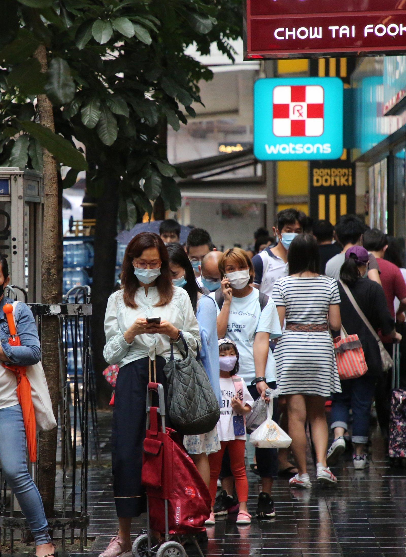 香港新增2宗確診輸入個案 均涉變種病毒