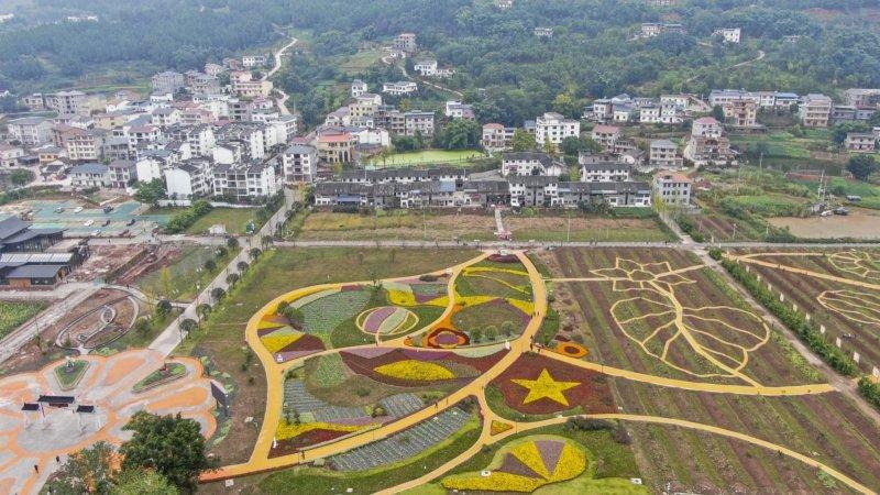 重慶開州打造宜居宜業宜游新農村