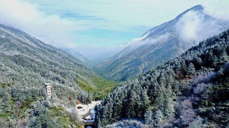 中國國家公園非核心區將開放旅遊