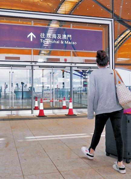 港入境澳門未滿21日 不得經澳往內地